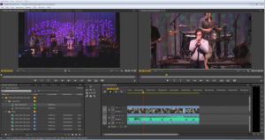 Adobe Premiere Pro Import Project From V-Station HD XML Sample (Neil Diamond tribute)